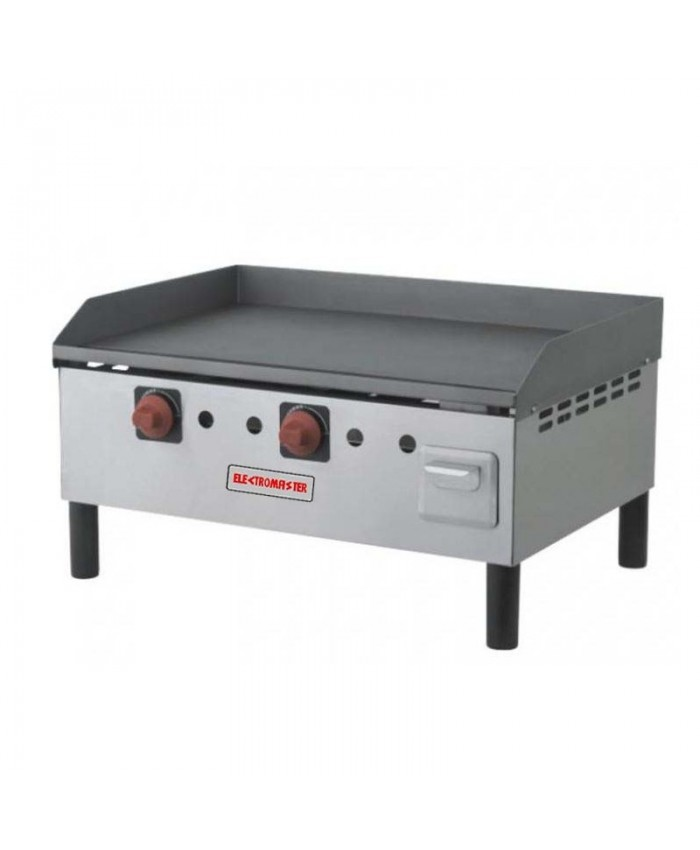 "25"" Heavy Duty Gas Griddle - Electromaster"