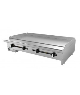 "48"" Gas Countertop Griddle - Asber"
