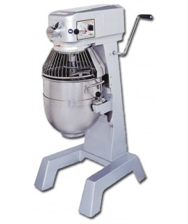 30 Quart Commercial Planetary Stand Mixer with accesories