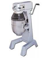 40 Quart Commercial Planetary Stand Mixer with accesories