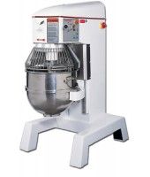 80 Quart Commercial Planetary Stand Mixer with accesories