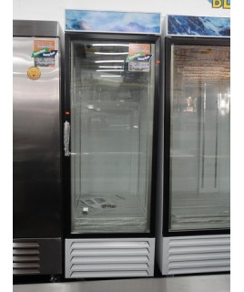 23 cu/ft 1 Glass Door Merchandiser Refrigerator
