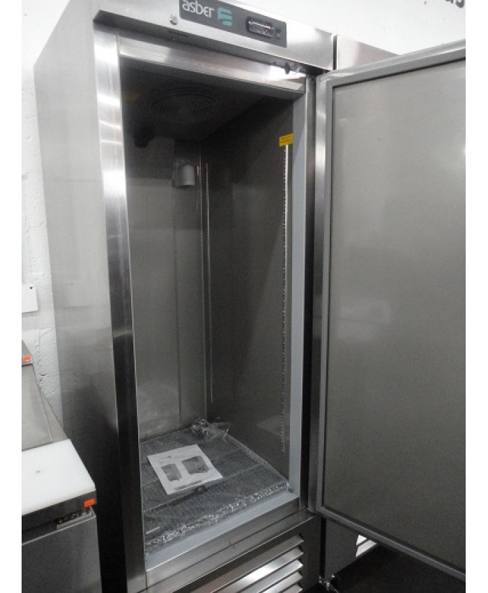 Stainless Steel 1 Door Reach In Refrigerator