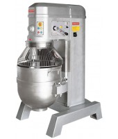 140 Quart Commercial Planetary Stand Mixer with accesories