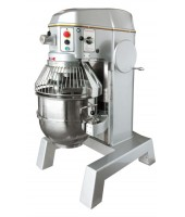 60 Quart Commercial Planetary Stand Mixer with accesories