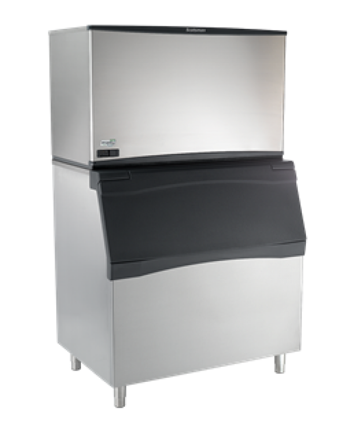 Self-Contained Undercounter Cube Ice Machine to 1553 lbs (Scotsman)