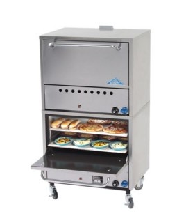 "24"" Gas Pizza Oven"