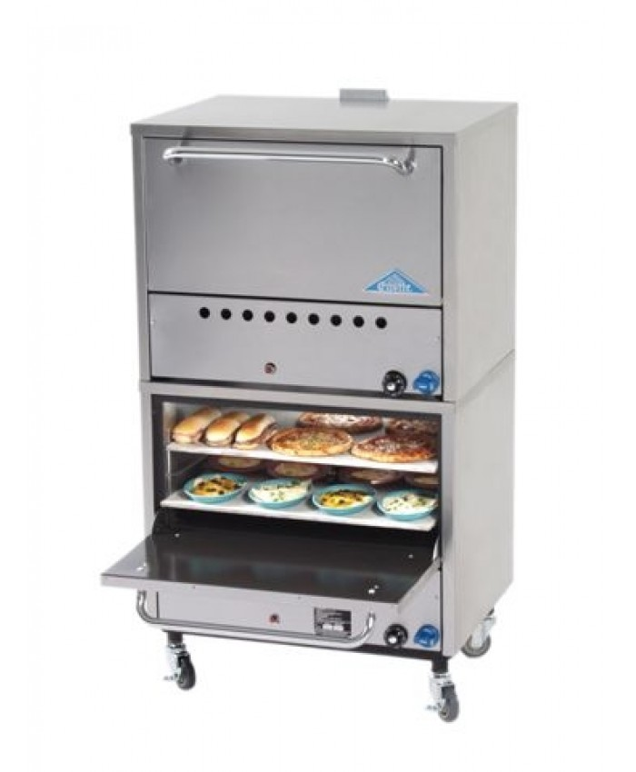 "36"" Gas Pizza Oven"