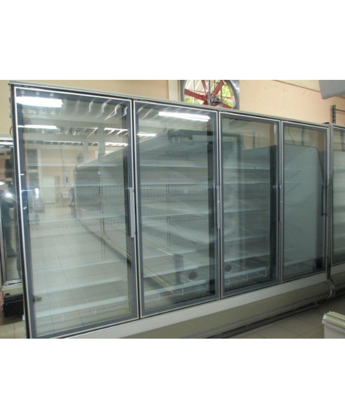 5 glass door merchandaiser refrigerator freezer - Glass door refrigerator freezer ...