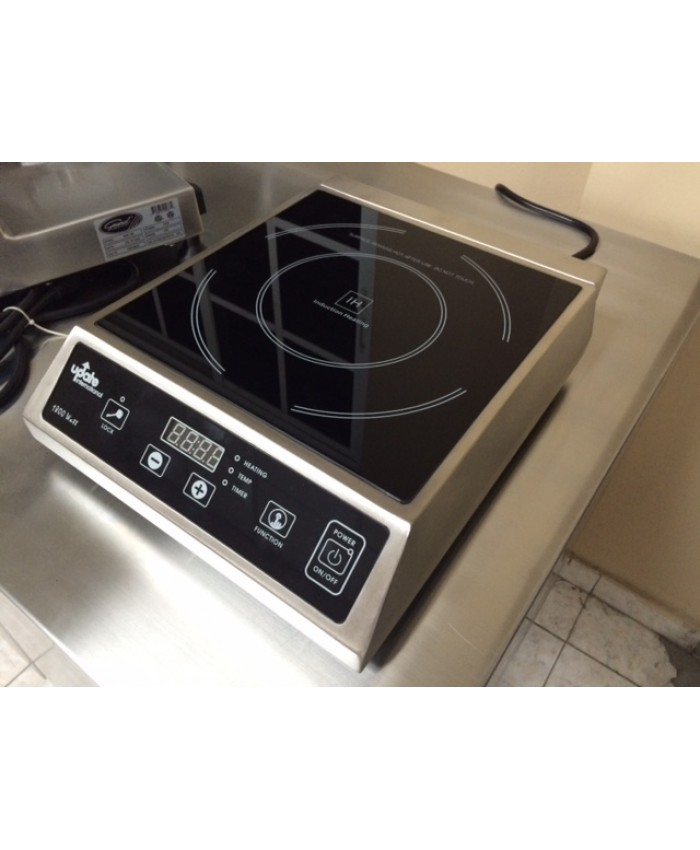 Countertop Induction Burner : Countertop Commercial Induction Cooktop