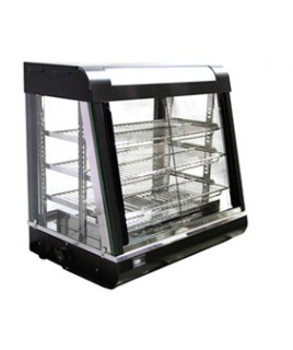68 cm Countertop Display Showcase Warmer