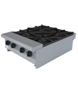 4 Burner Commercial Hot Plate