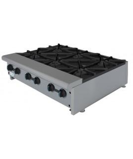 6 Burner Commercial Hot Plate