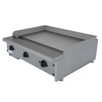 """36"""" Gas Countertop Griddle - Asber"""
