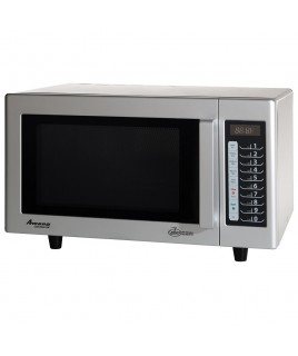 1000 watts commercial microwave oven (Amana)