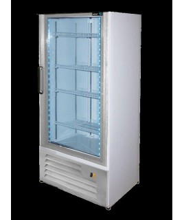 17 cu/ft 1 Glass Door Merchandiser Refrigerator