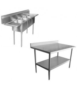 Work tables / Sinks / Other (37)