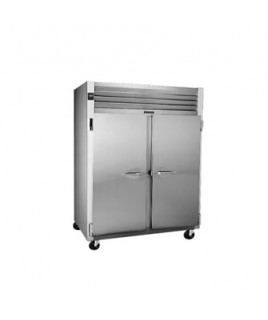 Reach-in solid door Refrigerators and Freezers