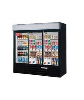 Glass Door Refrigerators and Freezers