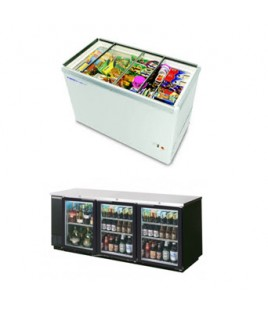 Undercounter and Worktops Coolers and Freezers