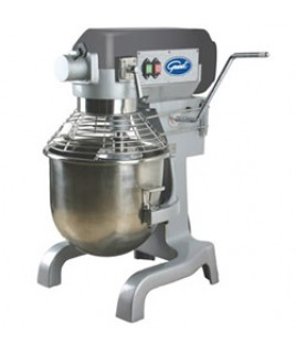 20 Quart Commercial Stand Mixer with accesories