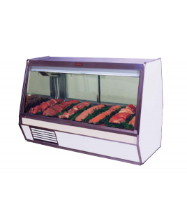 Refrigerated Red Meat Display Case