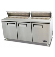"Migali - 72"" Sandwich Prep Table"