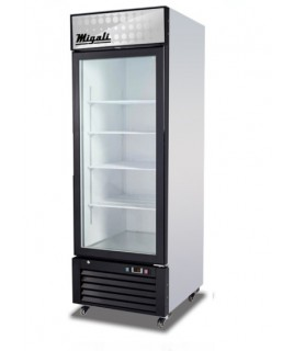 1 Glass Door Merchandiser Freezer